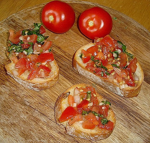 Bruschetta italiano 9