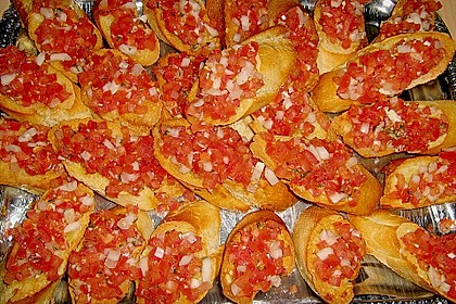 Bruschetta italiana 86