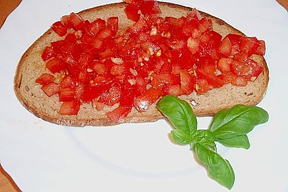 Bruschetta italiana 121