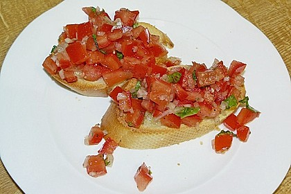 Bruschetta italiana 44
