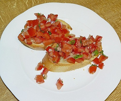 Bruschetta italiano 17