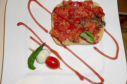 Bruschetta italiana 17