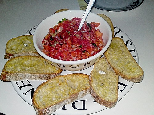 Bruschetta italiano 19