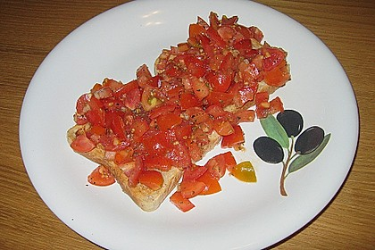 Bruschetta italiana 82