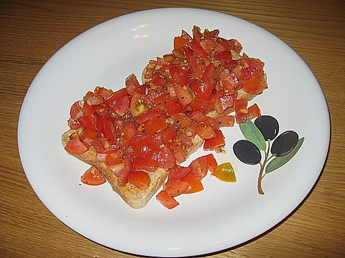 Bruschetta italiano 20