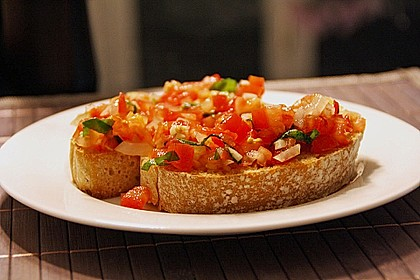 Bruschetta italiana 1
