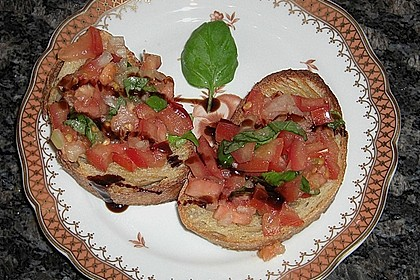 Bruschetta italiana 107