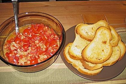 Bruschetta italiana 121
