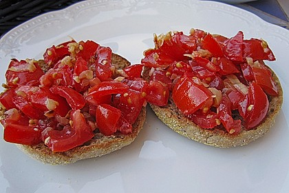 Bruschetta italiana 29