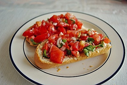 Bruschetta italiana 9