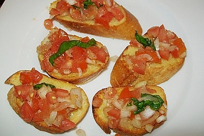 Bruschetta italiana 54