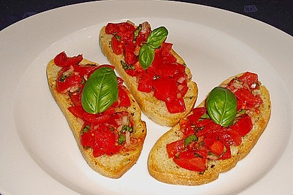 Bruschetta italiana 44