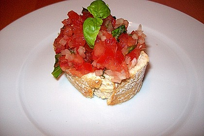 Bruschetta italiana 10