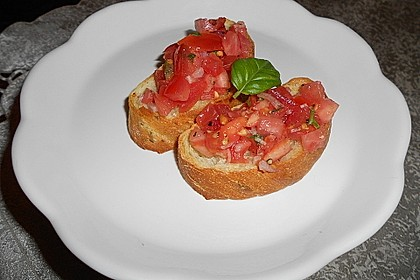 Bruschetta italiana 34