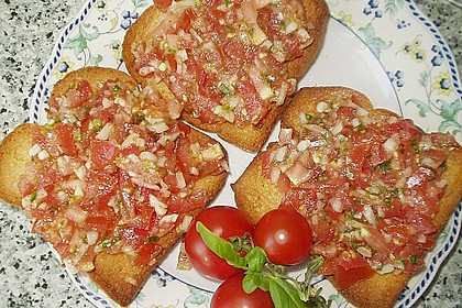 Bruschetta italiana 104