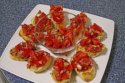 Bruschetta italiana 14