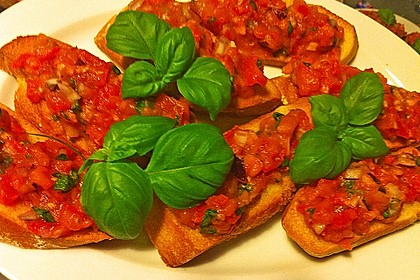 Bruschetta italiana 46