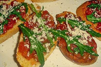 Bruschetta italiana 85