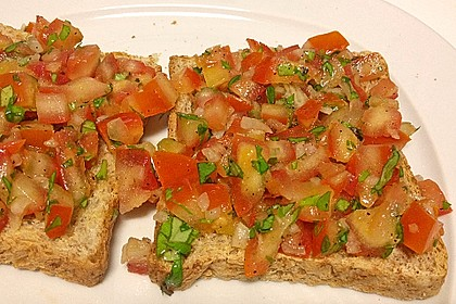 Bruschetta italiana 69