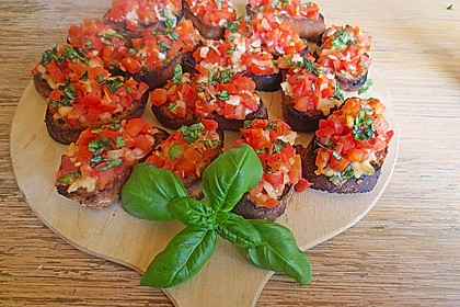 Bruschetta italiana 15