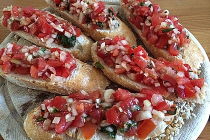 Bruschetta italiana 16