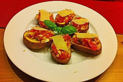 Bruschetta italiana 99