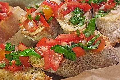 Bruschetta italiana 5