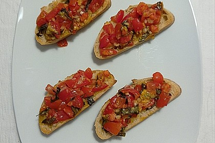 Bruschetta italiana 39