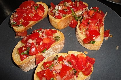 Bruschetta italiana 7
