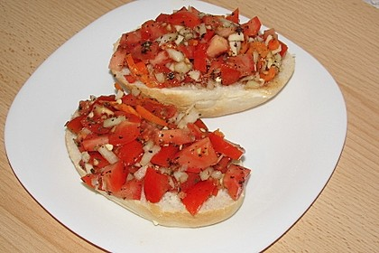 Bruschetta italiana 61