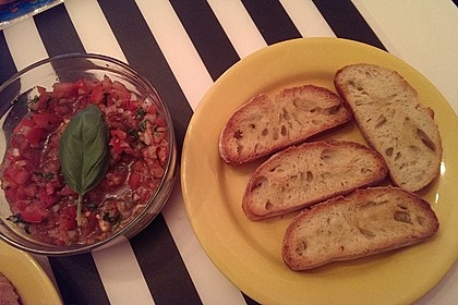 Bruschetta italiana 101