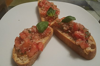 Bruschetta italiana 94