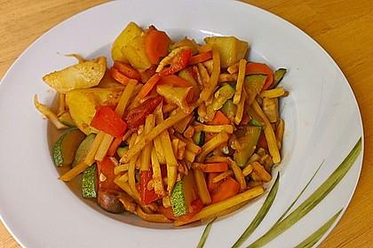 Buddhistischer Kartoffeltopf 1