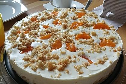 Mandarinen Philadelphia Torte 31