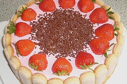 Mandarinen Philadelphia Torte 19