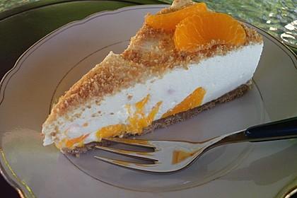 Mandarinen Philadelphia Torte 17