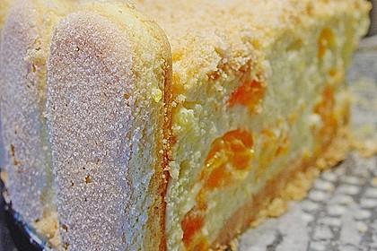 Mandarinen Philadelphia Torte 15