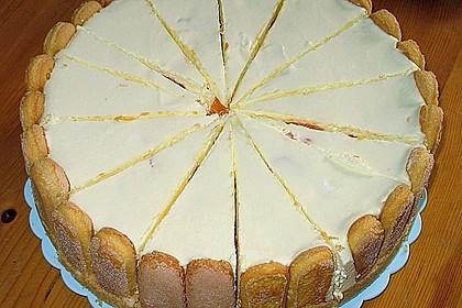 Mandarinen Philadelphia Torte 25