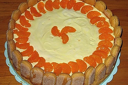 Mandarinen Philadelphia Torte 23