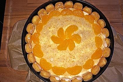 Mandarinen Philadelphia Torte 13