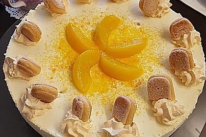 Mandarinen Philadelphia Torte 36