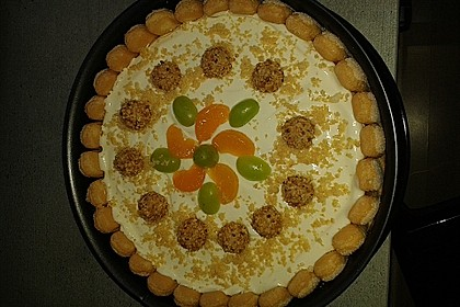 Mandarinen Philadelphia Torte 37