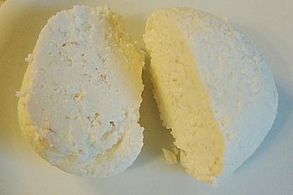 Mozzarella, selbstgemacht 5
