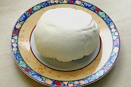 Mozzarella, selbstgemacht 1