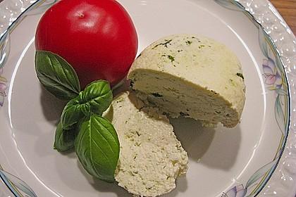 Mozzarella, selbstgemacht