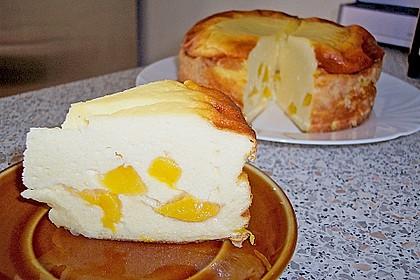 Schlanker Quarkkuchen 10