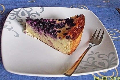 Schlanker Quarkkuchen 2