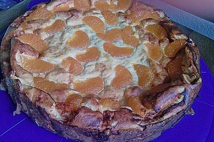 Schlanker Quarkkuchen 26
