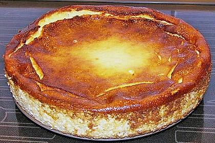 Schlanker Quarkkuchen 21