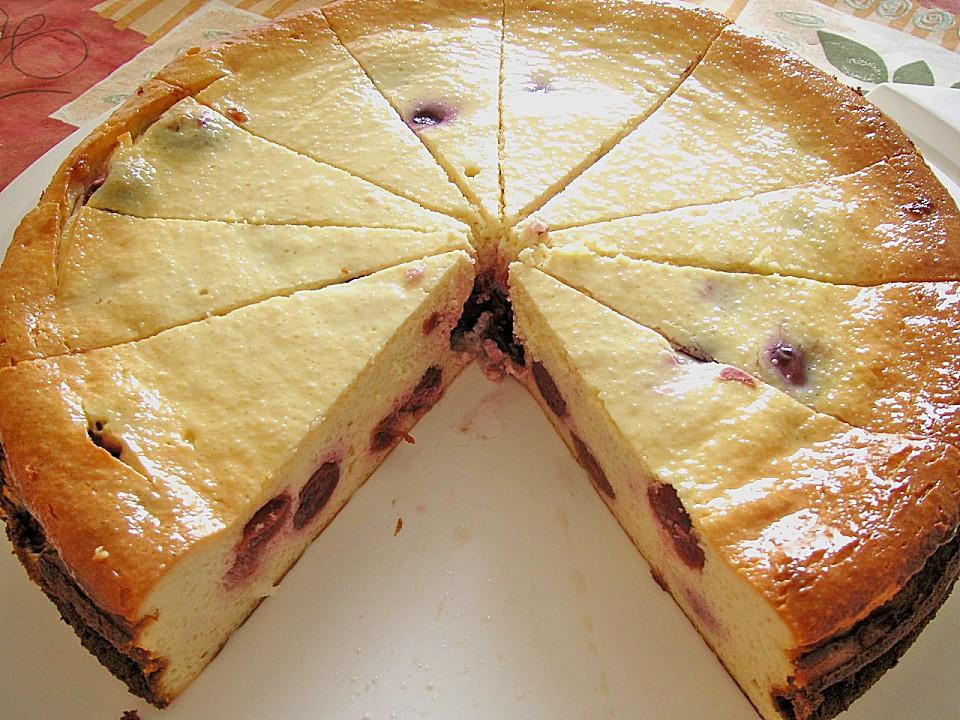 Quark kuchen kalorien